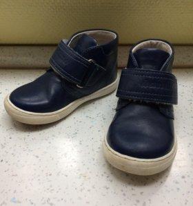 Детские весенние ботиночки Dandino