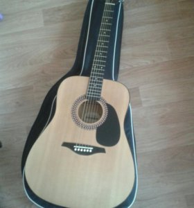 Гитара Hohner HW220 + чехол