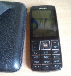 Телефон PHILIPS X5500