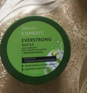 Маска для восстановления структуры волос