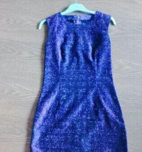Блестящие платье.