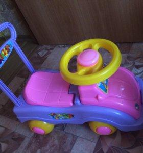 Машинка каталка