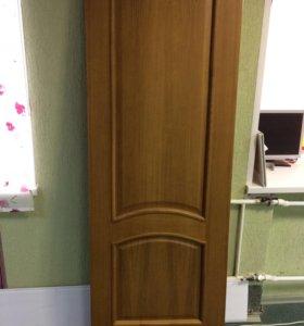 Дверь шпон Капри