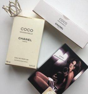 Парфюм Chanel и Lacoste