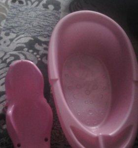 Люстра, стол, ванночка, дет.комбинезон