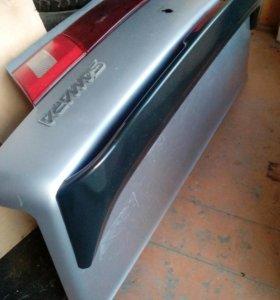 Багажник на ВАЗ 2115
