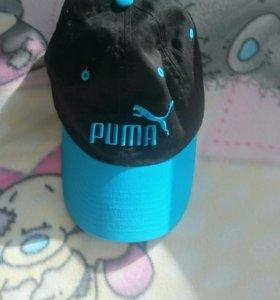 Новая кепка Puma