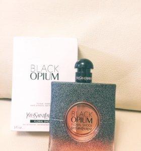 Новинка! Аромат Black Opium Floral Shock