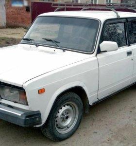 ВАЗ 2107, 2004