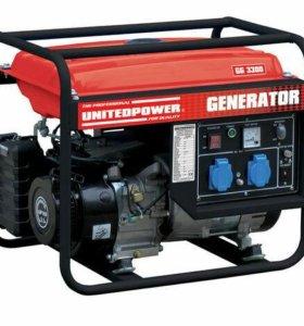 Генератор 4 кВт