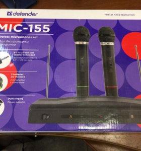 Комплект беспроводных микрофонов