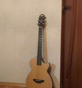 Электроакустическая гитара CRAFTER CT-120/N