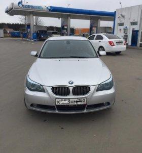 Продам BMW 5 2006 год