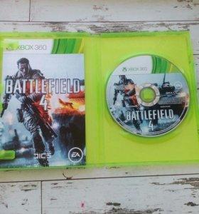 Диск Battlefield 4