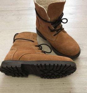 Ботинки для девочки Zara, 30