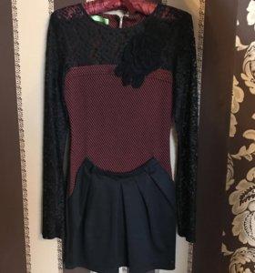 Продам два платья и пиджак  за 1000  размер 40-42
