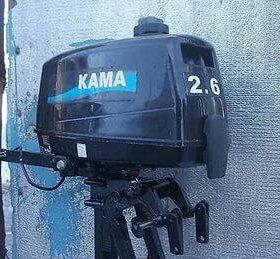 Лодочный мотор кама