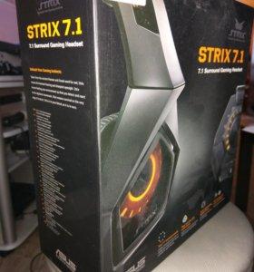 Наушники Asus Strix 7.1