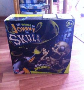 Игрушка Johnny skull
