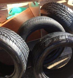 Dunlop r17 (225/55)