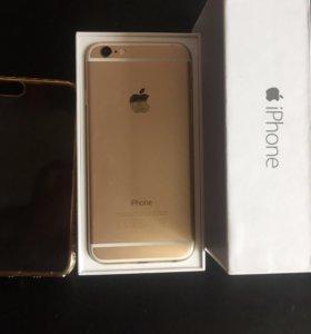 IPhone 6 gold идеал