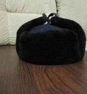 Продам меховую шапку-ушанку