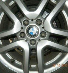 Литые диски на BMW X5 б/у