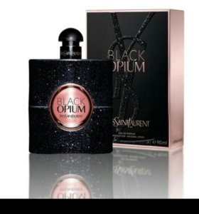 Black opium от Yves Saint Laurent,