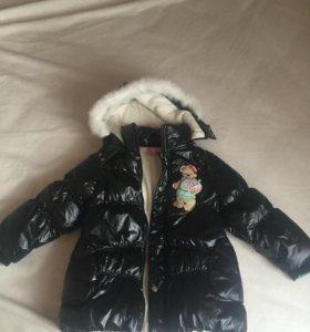 Куртка зимняя( новая)