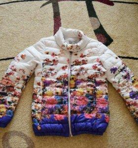 Куртка синтепон, ветровка