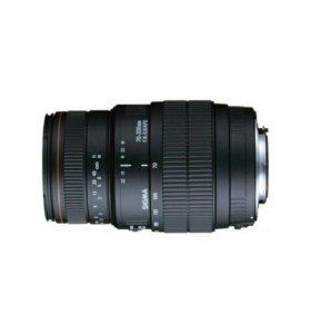 Sigma AF 70-300mm f/4-5.6 APO Macro DG Pentax