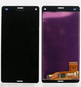 Дисплей с сенсором Sony Xperia Z3 Compact