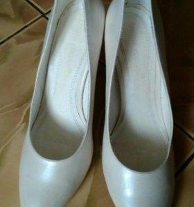 Свадебные туфли Louisa Perress