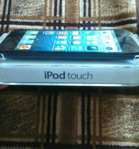 Плеер ipod touch  5 не пользовались в упаковке