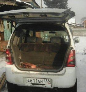 Susuki wagon R+