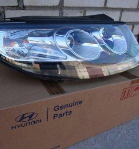 Фара Hyundai SantaFe