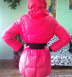Куртка (розовая)