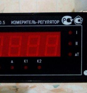 Измеритель-регулятор температуры.