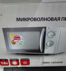 Микроволновая печь (SUPRA)