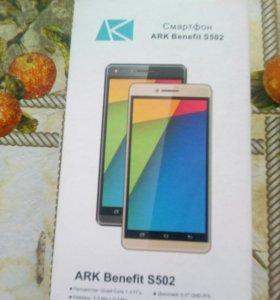 Смартфон ARK Benefit S502