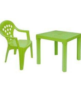 Столик, стульчик