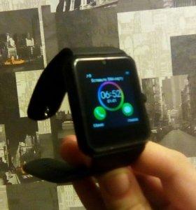 Часы-телефон⌚📱 GT08 smart watch