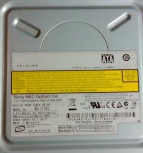 Внутренний DVD RW