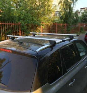 Багажник на крышу Suzuki Vitara с 2016-...