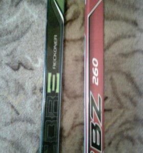 Новые хоккейные клюшки
