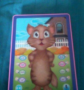 Планшет кот том .