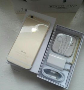 Iphone6 gold 64