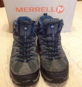 Ботинки демисезонные Merrell 46 размер
