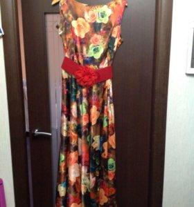 Новое платье р.50 классное 👗👍