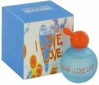 Оригинал миниатюра Moschino I Love Love 4,9 мл